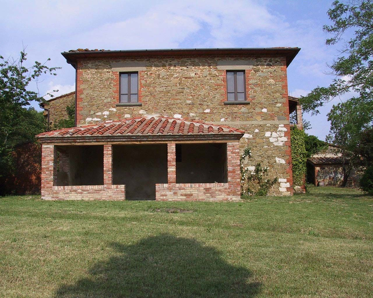 Country House, Siena, Italy