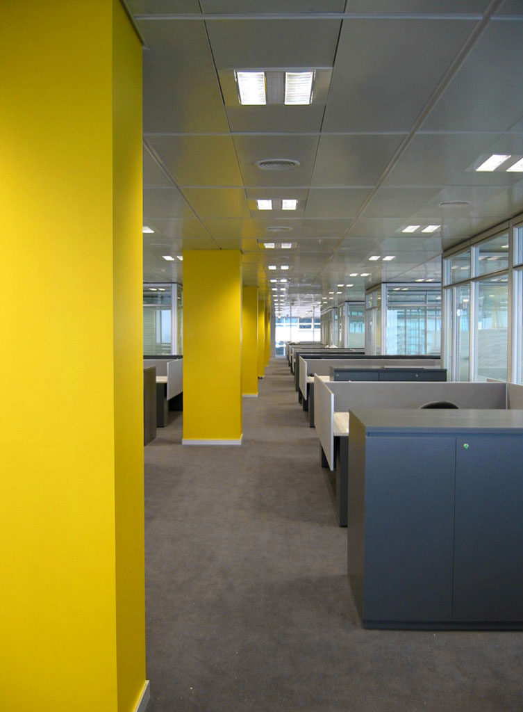 Techint Offices, Buenos Aires, Argentina