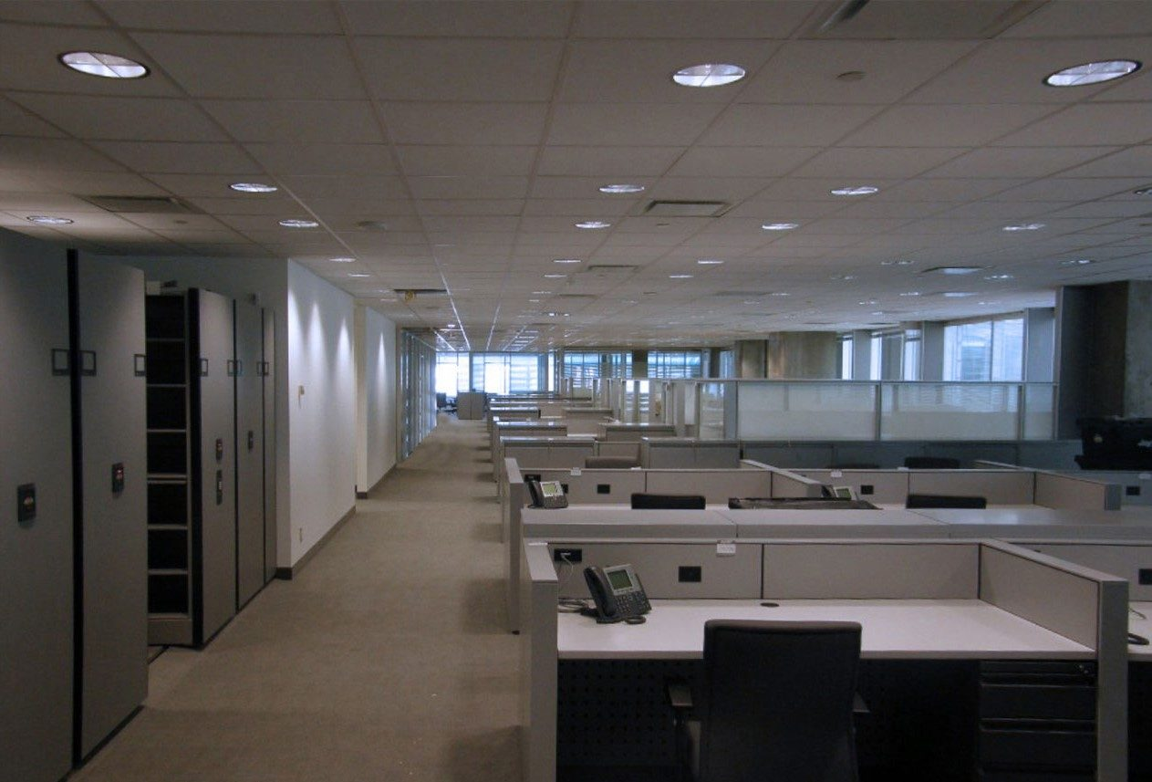 Tenaris commercial offices, Calgary