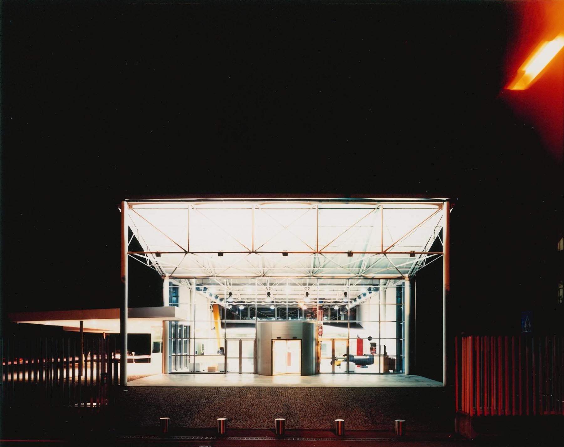 Entrance Building and Products Exhibition, Dalmine, Italy
