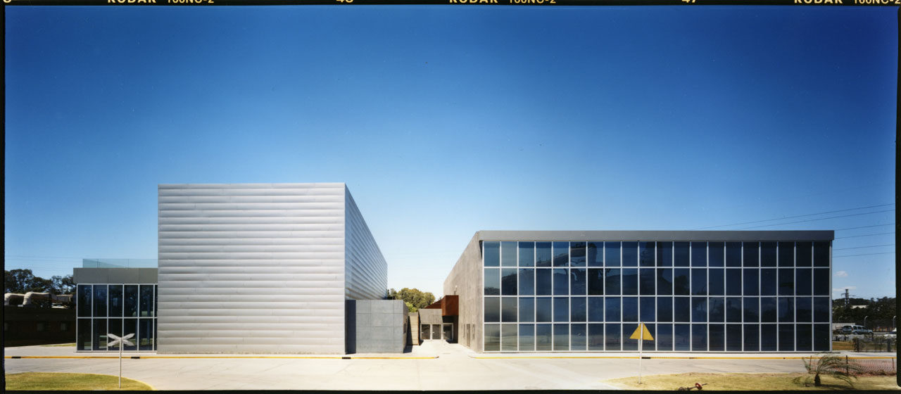 Auditorium and University Building, Campana, Argentina